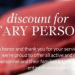 Pottery Barn Military Discount