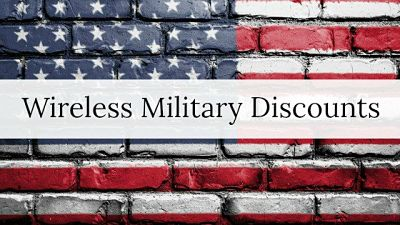 Wireless Military Discounts