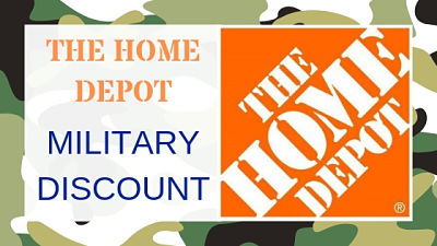 The Home Depot Military Discount