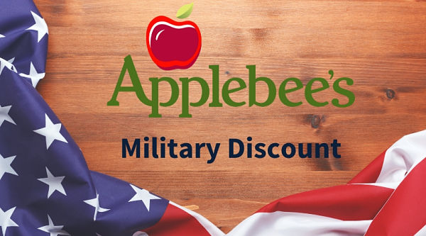 Applebee's Military Discount