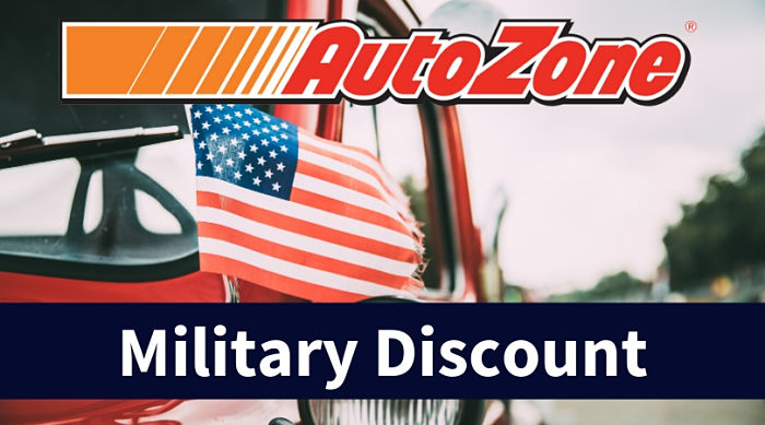 Auto Zone Military Discount