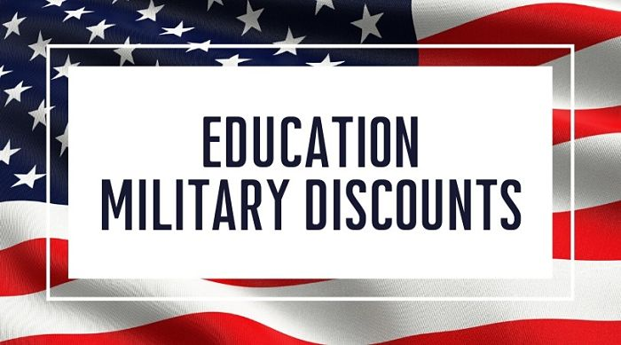 Education Military Discounts