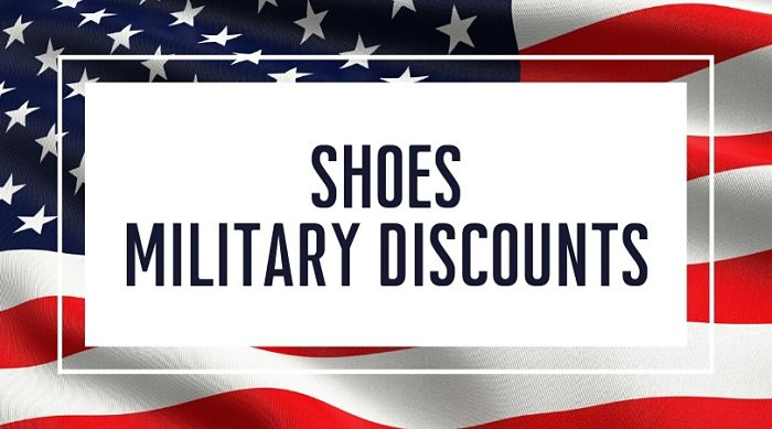 Shoes Military Discount