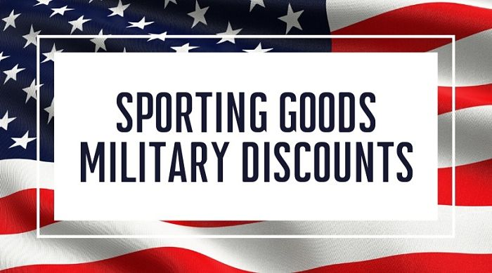 Sporting Goods Military Discounts
