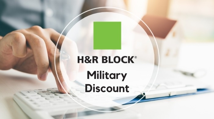 H&R Block Military Discount